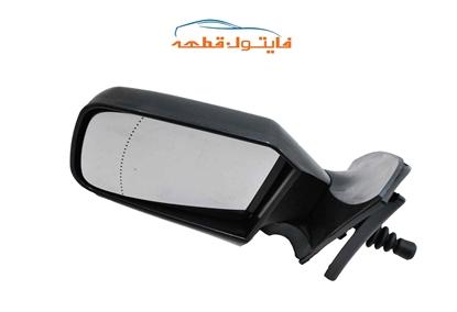 تصویر آینه پراید تاشو شیشه رفلکس چپ(سازه گستر)