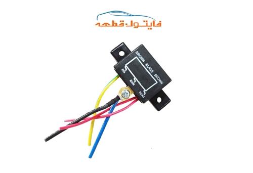تصویر جعبه فیوز کامل برق اصلی پراید(درجه1)