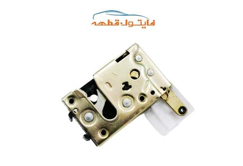 تصویر قفل میکانیکی داخل درب عقب پژو405 قدیم L