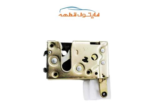 تصویر قفل میکانیکی داخل درب عقب پژو405 قدیم R